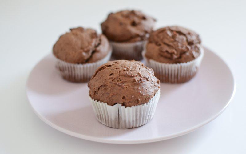 Food for Kids – Avokádové muffiny