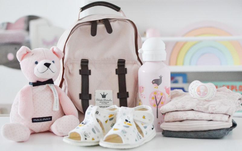 Nursery outfit –  Povinná výbava do jasličiek